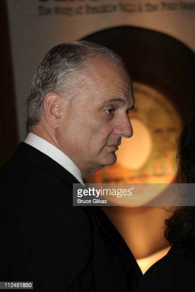 David Chase during Opening Night After Party for 'Jersey Boys' on Broadway at The August Wilson Theater and The Marriott Marquis Ballroom in New York...