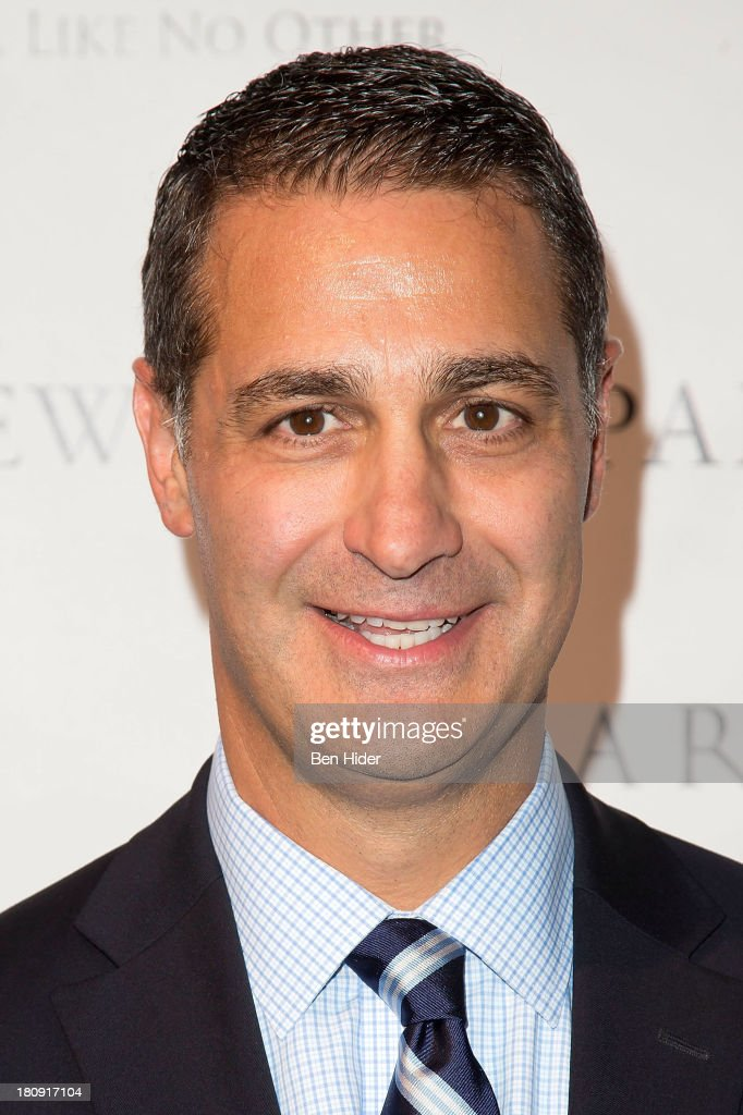 David Chase, General Manager of The New York Palace attends the New York Palace's unveiling celebration on September 17, 2013 in New York City.