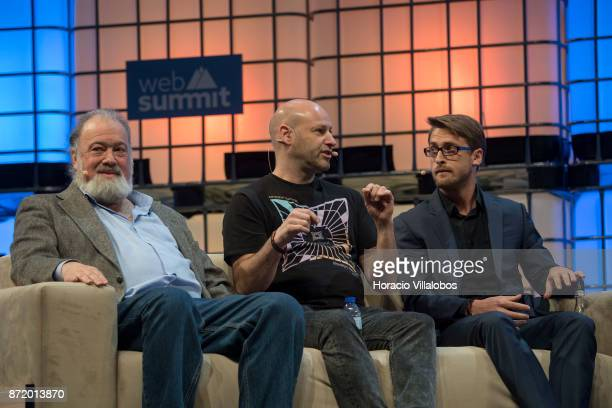 David Chaum PrivaTegrity Joseph Lubin Founder of ConsenSys/CoFounder Ethereum and Chris Burniske Author Cryptoassets discuss 'Cryptocurrencies 101...