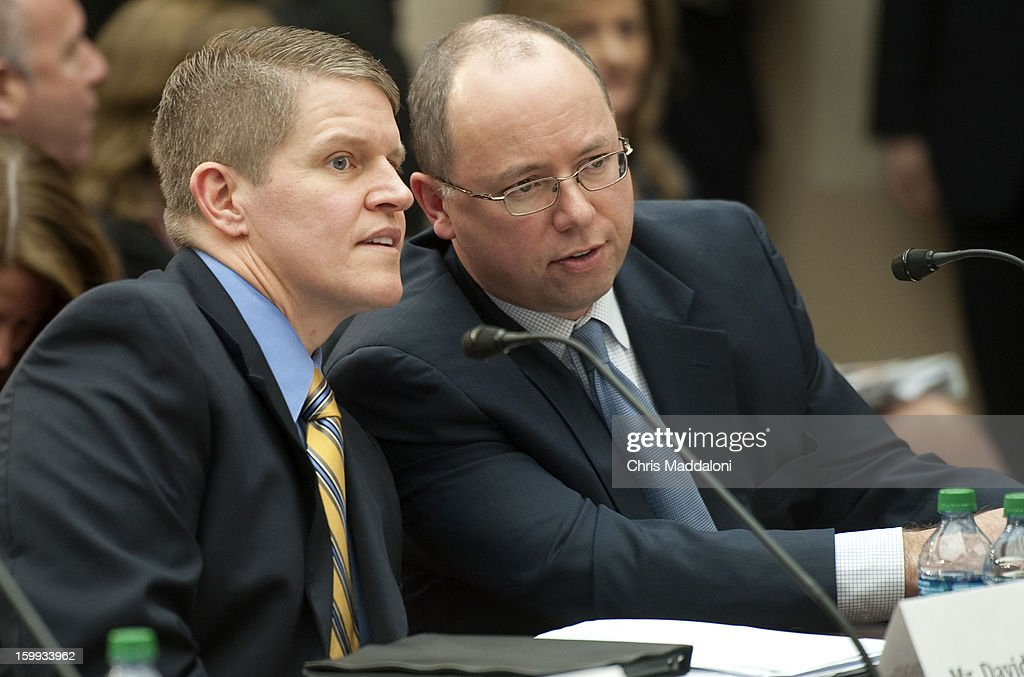 David Chipman, former special agent at the Bureau of Alcohol, Tobacco, Firearms, and Explosives (ATF); and Marc LeForestier, deputy attorney general at the California Department of Justice, testify at a Congressional Gun Violence Prevention Task Forcehearing on the comprehensive steps that Congress can take to reduce gun violence - while also respecting the 2nd Amendment rights of law-abiding citizens.