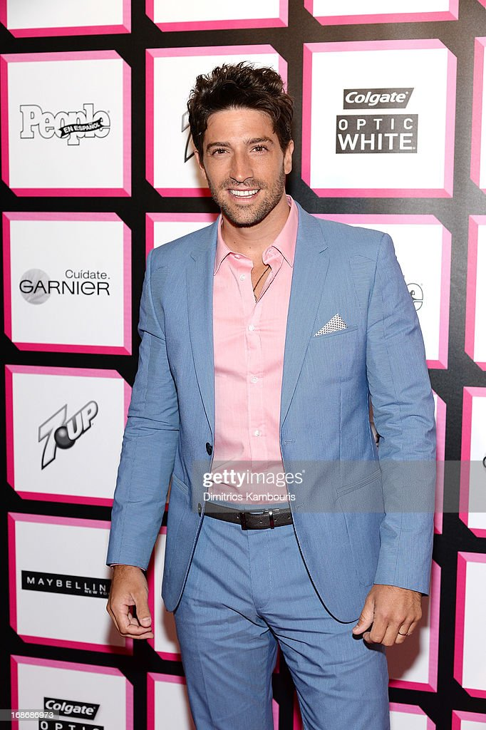 David Chocarro attends People En Espanol's 50 Most Beautiful 2013 at Marquee on May 13, 2013 in New York City.