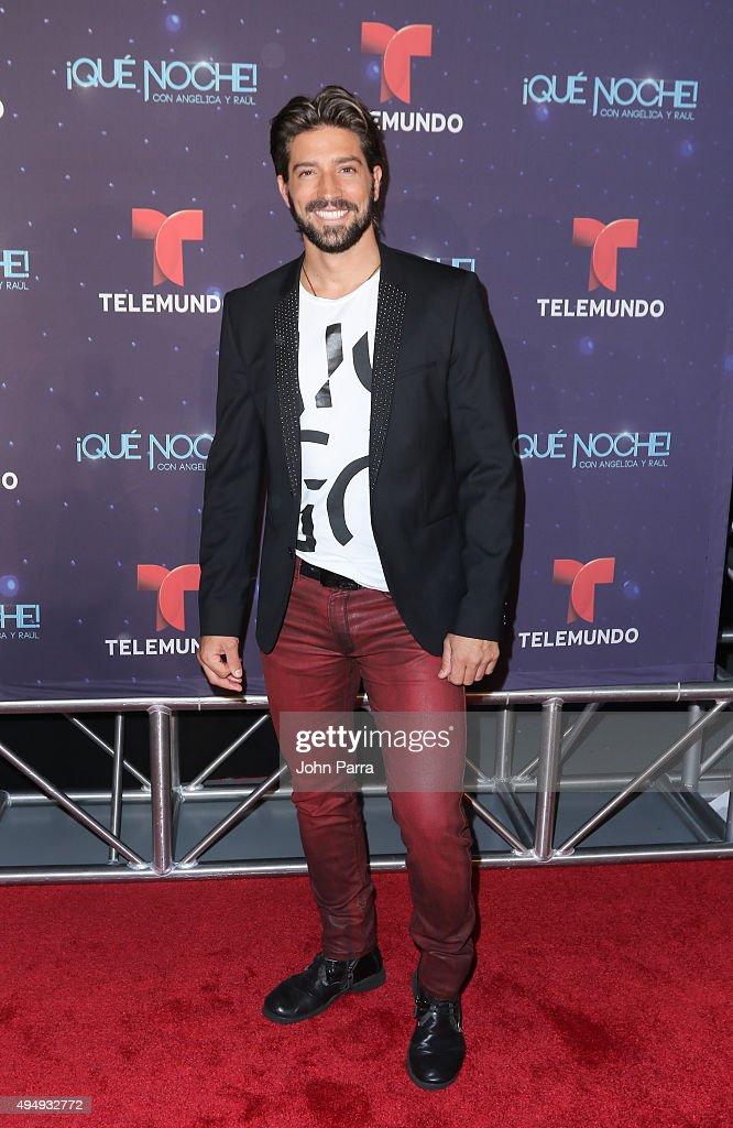 """Telemundo """"Que Noche With Angelica And Raul"""""""