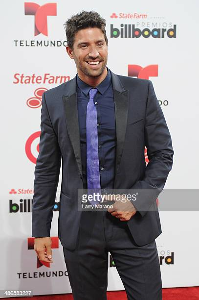 David Chocarro attends the 2014 Billboard Latin Music Awards at Bank United Center on April 24 2014 in Miami Florida