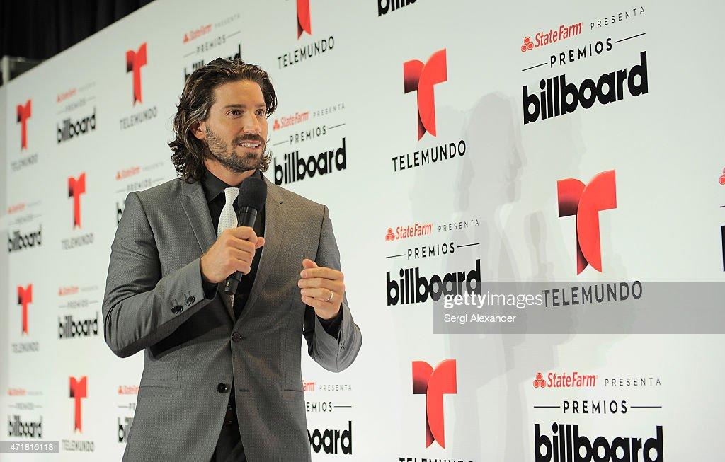 "The 2015 Billboard Latin Music Awards ""Premios Billboard"""