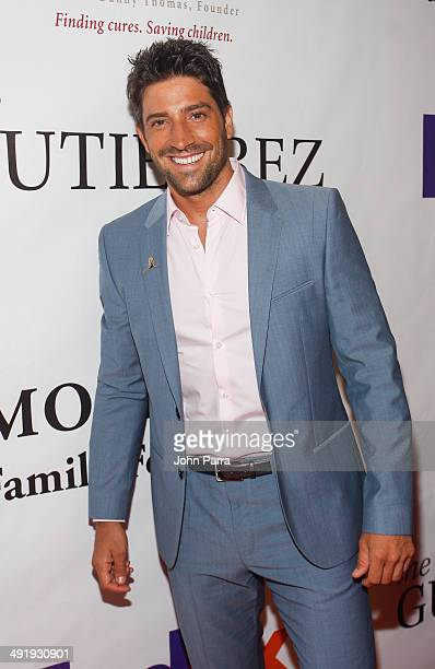 David Chocarro attends the St Jude Angels and Stars Gala at JW Marriott Marquis on May 17 2014 in Miami Florida