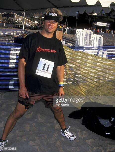 David Chokachi at the 15th Nautica Malibu Triathlon Zuma Beach Malibu