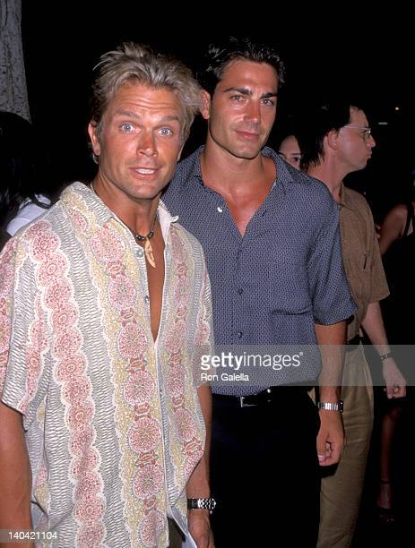 David Chokachi at the Premiere of '54' Mann's Chinese Theatre Hollywood
