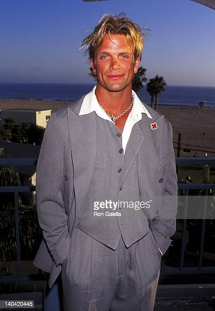 David Chokachi at the The American Red Cross of Santa Monica Spirit Award Honoring the Cast of 'Baywatch' Loews Santa Monica Beach Hotel Santa Monica