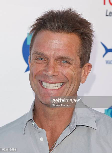 David Chokachi attends the 'Keep It Clean A Live Comedy Benefit For Waterkeeper Alliance' at Avalon on April 21 2016 in Hollywood California