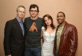 David Clennon Thomas Everett Scott Elizabeth Reaser and Omari Hardwick of 'Saved' 11493_071jpg