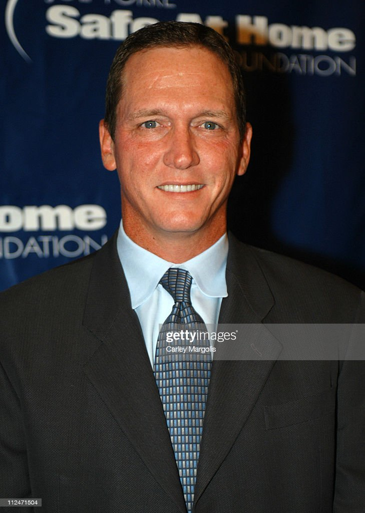 David Cone during Joe Torre Safe at Home Foundation's Second Annual Gala at Pierre Hotel in New York City, New York, United States.