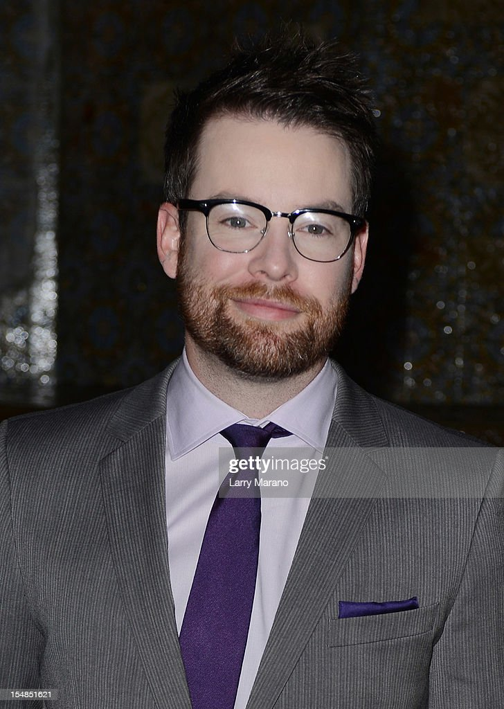 David Cook arrives at 23rd Annual Chris Evert/Raymond James Pro-Celebrity Tennis Classic Gala at Boca Raton Resort on October 27, 2012 in Boca Raton, Florida.