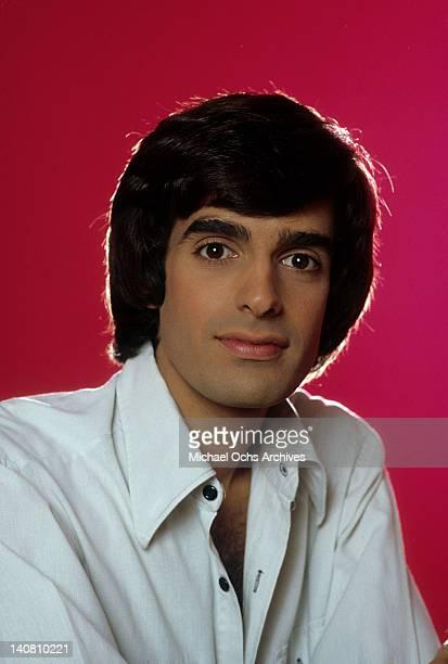 David Copperfield circa 1985