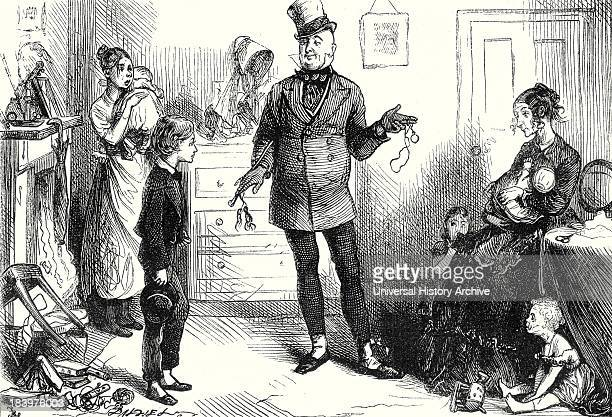 david copperfield book stock photos and pictures getty images david copperfield i am presented to mrs micawber