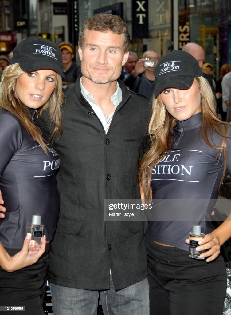 "Launch of ""Pole Position"" - The New Fragrance for Men"