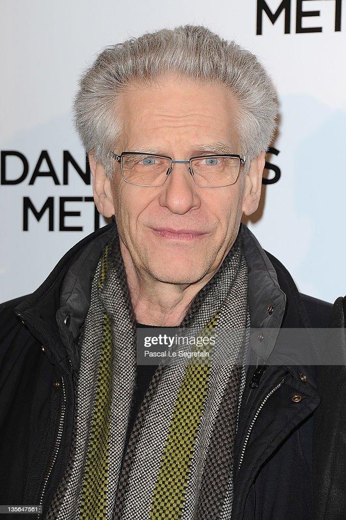 'A Dangerous Method' - Paris Premiere