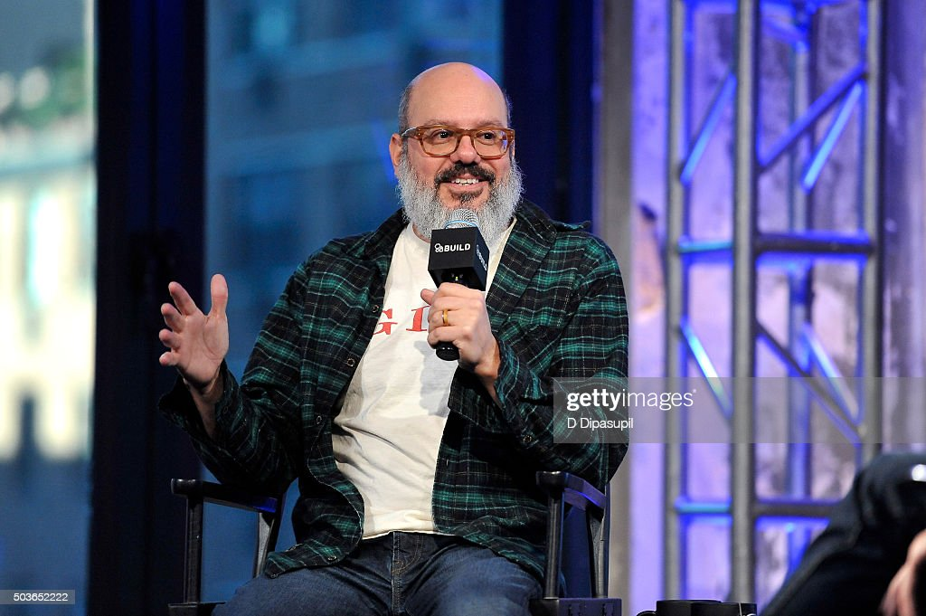 David Cross, 'Todd Margaret' at AOL Studios In New York on January 6, 2016 in New York City.