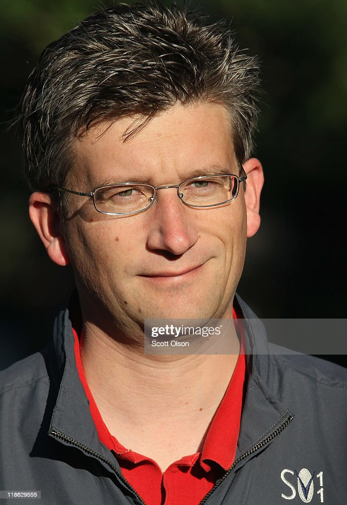 David 'Dave' Wehner, chief financial officer of Zynga Inc., attends the Allen & Company Media and Technology Conference on July 9, 2011 in Sun Valley, Idaho. The conference has been hosted annually by the investment firm Allen & Company each July since 1983. The conference is typically attended by many of the world's most powerful media executives.