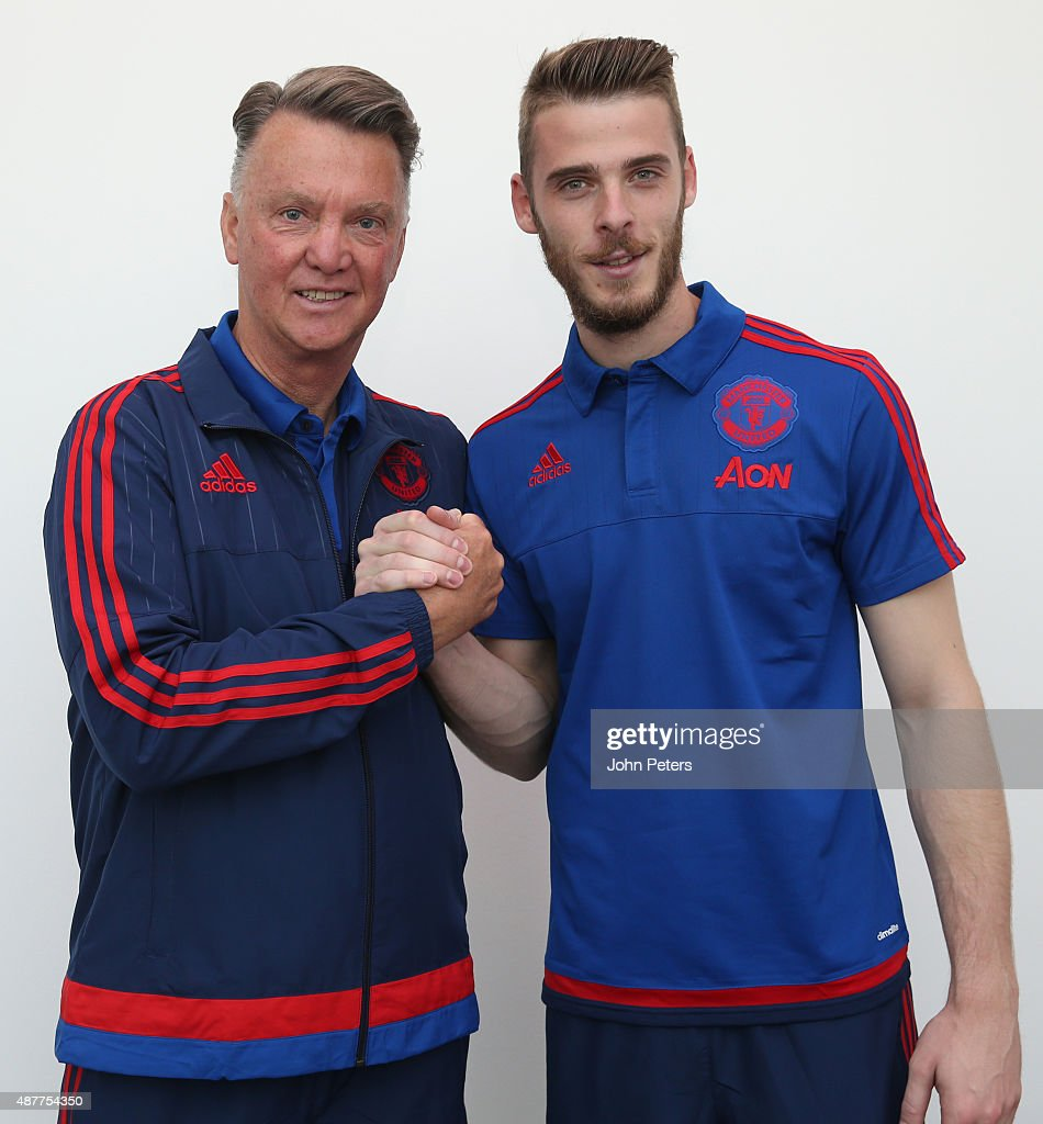 David De Gea Stock Photos And Pictures Getty Images