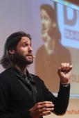 David De Rothschild of Adventure Ecology attends the Digital Life Design conference at HVB Forum on January 25 2010 in Munich Germany DLD brings...
