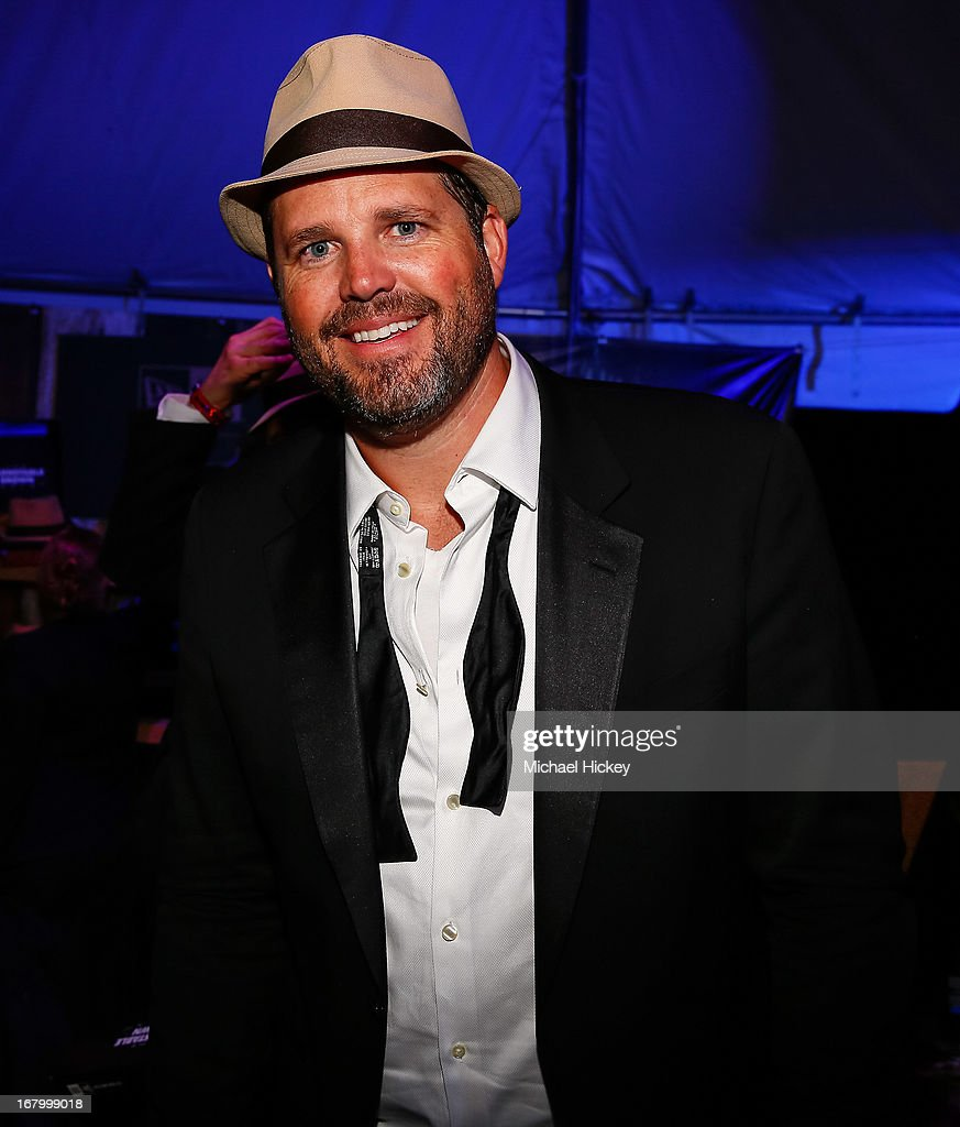 <a gi-track='captionPersonalityLinkClicked' href=/galleries/search?phrase=David+Denman&family=editorial&specificpeople=851215 ng-click='$event.stopPropagation()'>David Denman</a> seen at the New Era Cap tent at The Barnstable Brown Gala on May 3, 2013 in Louisville, Kentucky.