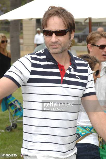 David Duchovny attends 21st ANNUAL A TIME FOR HEROES CELEBRITY PICNIC SPONSORED BY DISNEY TO BENEFIT THE ELIZABETH GLASER PEDIATRIC AIDS FOUNDATION...