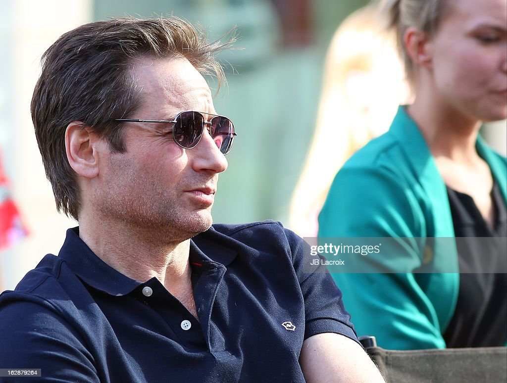 <a gi-track='captionPersonalityLinkClicked' href=/galleries/search?phrase=David+Duchovny&family=editorial&specificpeople=201628 ng-click='$event.stopPropagation()'>David Duchovny</a> is seen at The Grove on February 28, 2013 in Los Angeles, California.