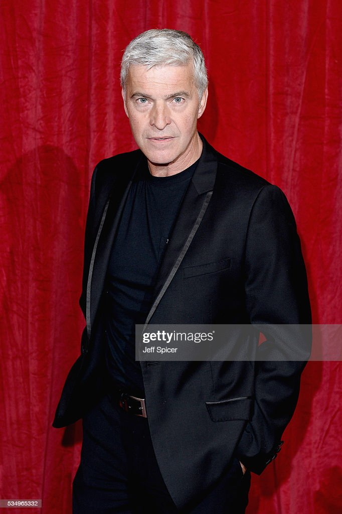 David Easter attends the British Soap Awards 2016 at Hackney Empire on May 28, 2016 in London, England.