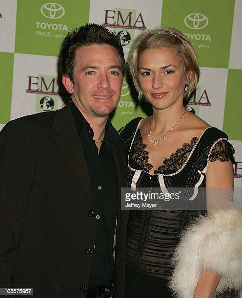 Andrea Elmer Stock Photos and Pictures | Getty Images David Faustino Wife