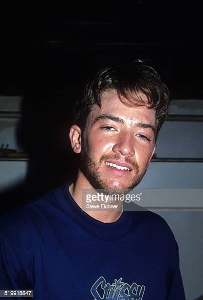 David Faustino at Limelight Club New York New York July 14 1993