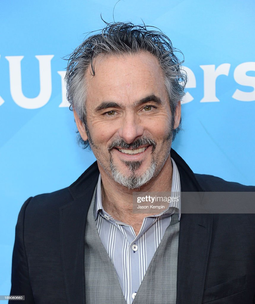 David Feherty attends NBCUniversal's '2013 Winter TCA Tour' Day 2 at Langham Hotel on January 7 2013 in Pasadena California