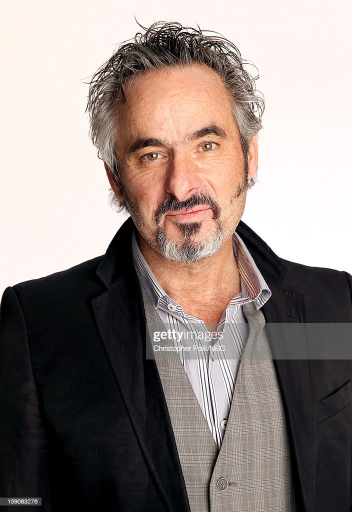 David Feherty attends the 2013 Winter TCA Tour- Day 4 at The Langham Huntington Hotel and Spa on January 7, 2013 in Pasadena, California.
