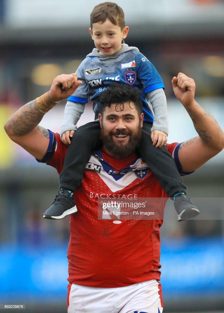 Wakefield v Salford - Betfred Super League - Belle Vue