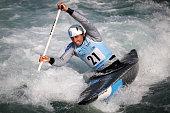 GBR: Canoe Slalom - British Senior Team and Olympic Selection Trials