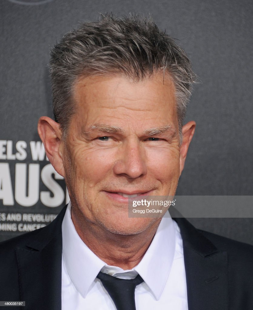 <a gi-track='captionPersonalityLinkClicked' href=/galleries/search?phrase=David+Foster&family=editorial&specificpeople=210611 ng-click='$event.stopPropagation()'>David Foster</a> arrives at the 2nd Annual Rebel With A Cause Gala at Paramount Studios on March 20, 2014 in Hollywood, California.