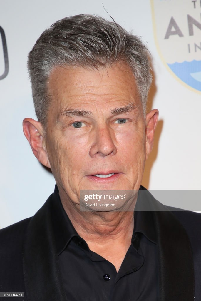 David Foster arrives at the Evening with WildAid at the Beverly Wilshire Four Seasons Hotel on November 11, 2017 in Beverly Hills, California.