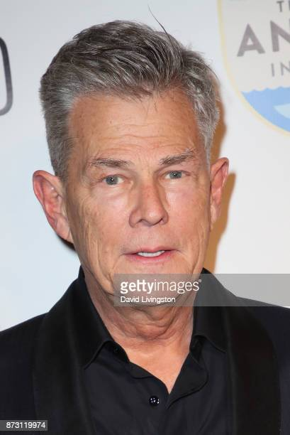 David Foster arrives at the Evening with WildAid at the Beverly Wilshire Four Seasons Hotel on November 11 2017 in Beverly Hills California
