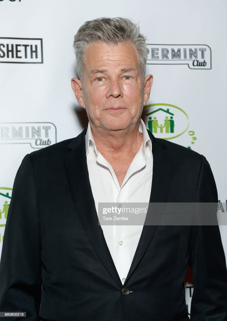 David Foster attends The Imagine Ball at The Peppermint Club on October 12, 2017 in Los Angeles, California.