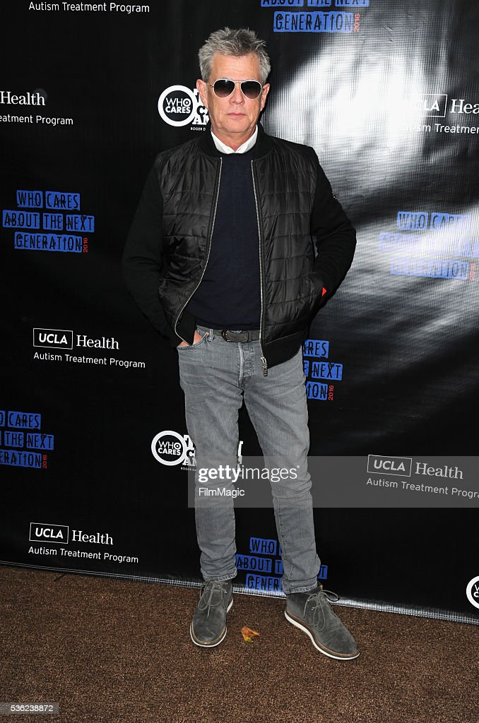 David Foster attends WHO Cares About The Next Generation at a private residence on May 31, 2016 in Pacific Palisades, California.