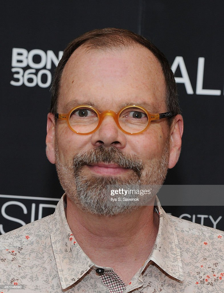 <a gi-track='captionPersonalityLinkClicked' href=/galleries/search?phrase=David+France&family=editorial&specificpeople=2455780 ng-click='$event.stopPropagation()'>David France</a> attends the 'Alive Inside' premiere at Crosby Street Hotel on July 16, 2014 in New York City.