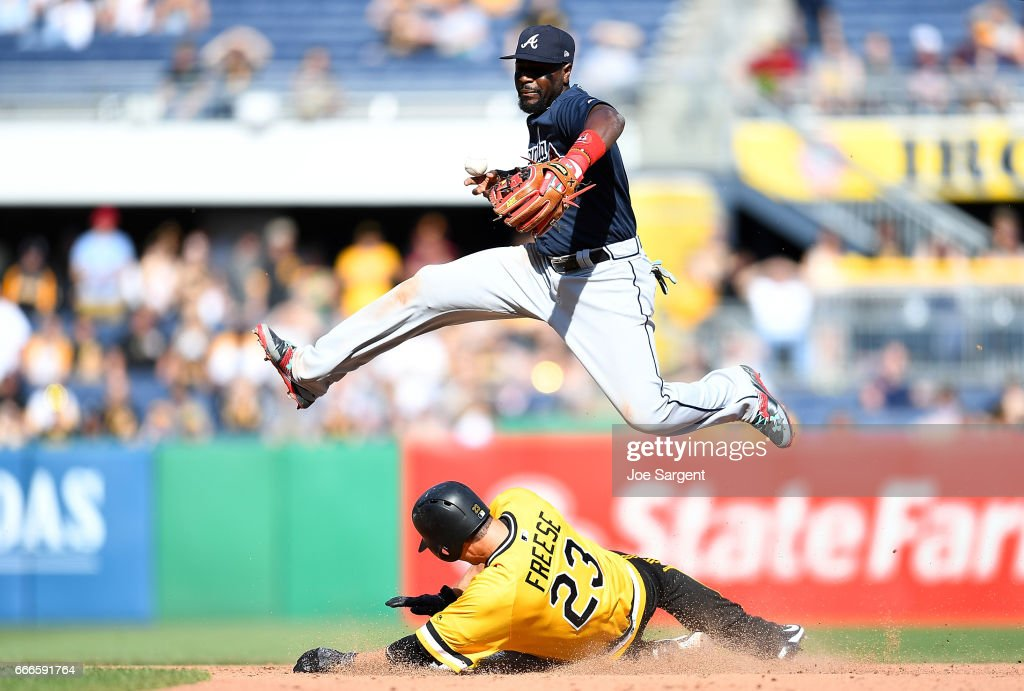 Atlanta Braves v Pittsburgh Pirates