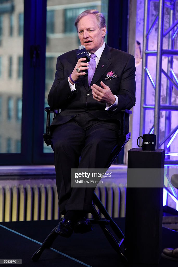David Frei attends AOL Build Speakers Series - David Frei, 140th Westminster Kennel Club Dog Show at AOL Studios In New York on February 10, 2016 in New York City.