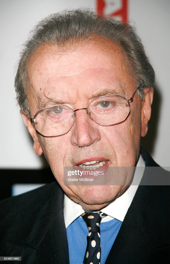 <b>David Frost</b> attending for the Opening Night after party for FROST NIXON at <b>...</b> - david-frost-attending-for-the-opening-night-after-party-for-frost-at-picture-id524921882
