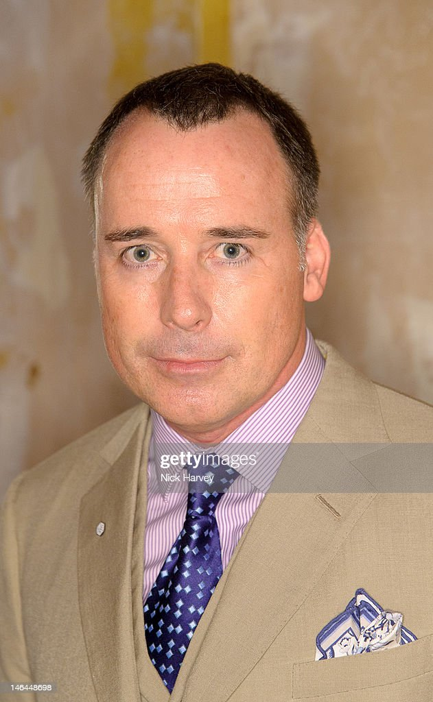 <a gi-track='captionPersonalityLinkClicked' href=/galleries/search?phrase=David+Furnish&family=editorial&specificpeople=220203 ng-click='$event.stopPropagation()'>David Furnish</a> attends the Belstaff s/s 2013 collection, as part of London Collections: MEN at 50 St James on June 16, 2012 in London, England.