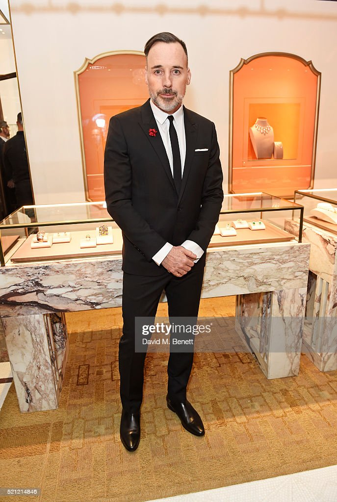 Bulgari Flagship New Bond Street Reopening Event Celebration - Inside