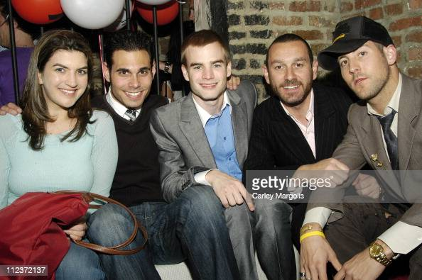 David Gallagher and guests **Exclusive Coverage**