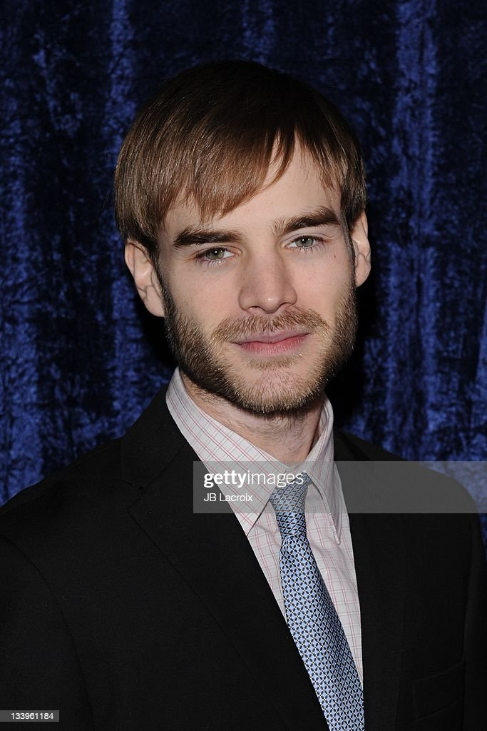 <a gi-track='captionPersonalityLinkClicked' href=/galleries/search?phrase=David+Gallagher&family=editorial&specificpeople=227929 ng-click='$event.stopPropagation()'>David Gallagher</a> arrives to Paramount Pictures' 'Super 8' Blu-ray and DVD release party at AMPAS Samuel Goldwyn Theater on November 22, 2011 in Beverly Hills, California.
