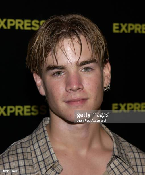 David Gallagher during Express Flagship Store Opening Arrivals at Hollywood Highland Shopping Center in Hollywood California United States