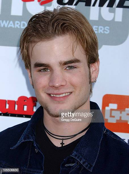 David Gallagher during 'GPhoria The Award Show 4 Gamers' at Shrine Auditorium in Los Angeles California United States