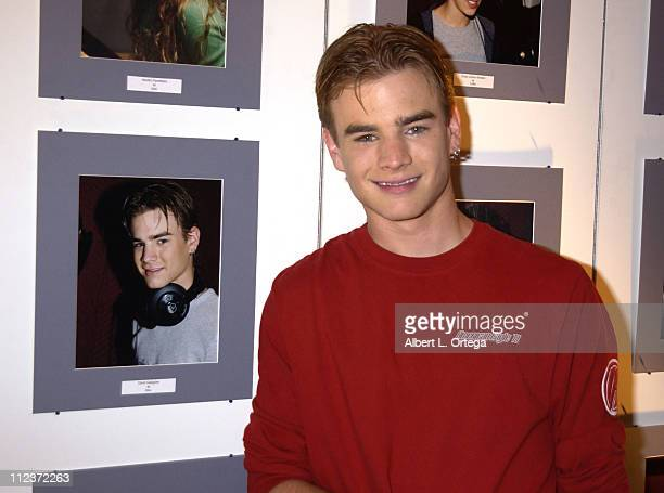 David Gallagher during 'Kingdom Hearts' Video Game PreLaunch Party at W Hotel in Westwood California United States
